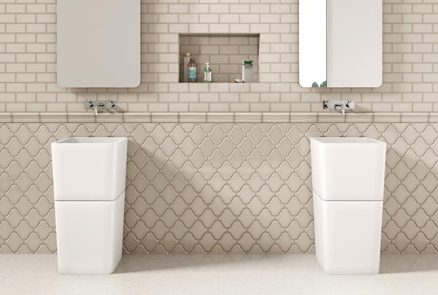 1.Oceanside_Glass_Tile_ArabesquePattern_Beige_Bathroom_DoubleVanity.jpeg